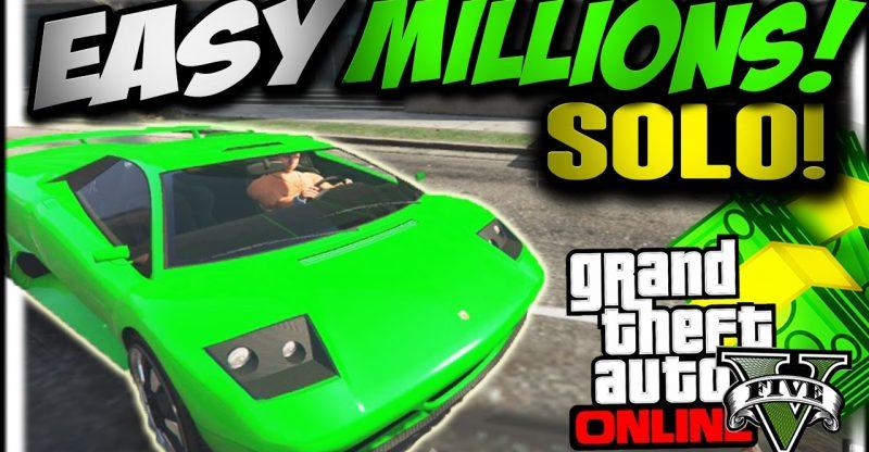 Gta 5 Online Solo Money Making   Pwner